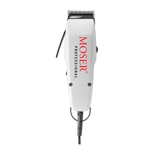 Професионална машинка за подстригване Moser 1400 (бяла)